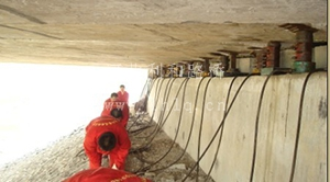 进行支座更换处置,以确保桥梁处于正常的使用功能状态