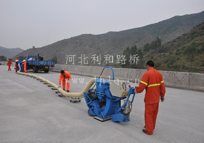 FYT-1桥面防水涂料施工